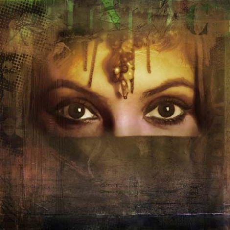 Arabisch schilderij Arabian Hana Bruin
