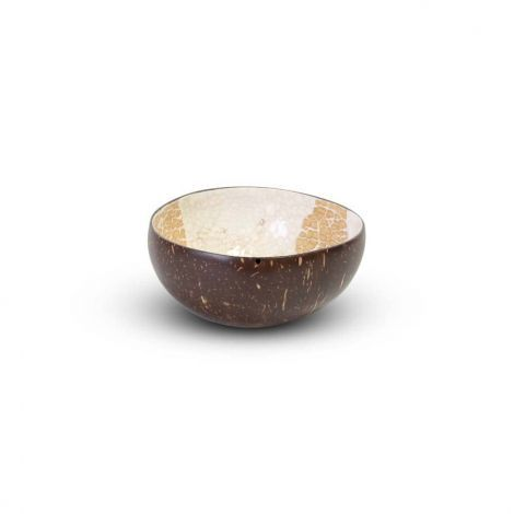 Coconut Bowl Gold Ø 13 x 7cm