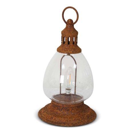 Lantaarn Zuma LED Ø 18 x 33cm