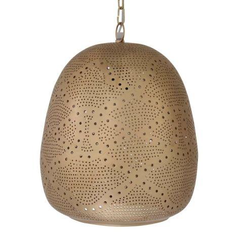 Marokkaanse Hanglamp Goud Nur Ø 30 x 40cm
