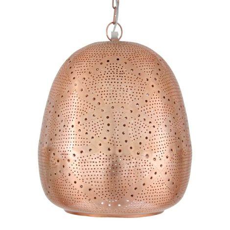Marokkaanse Hanglamp Koper Sabr Ø 30 x 40 cm