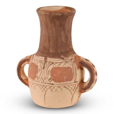 Marokkaanse Karaf Berber Bruin Ø 16 x 25cm