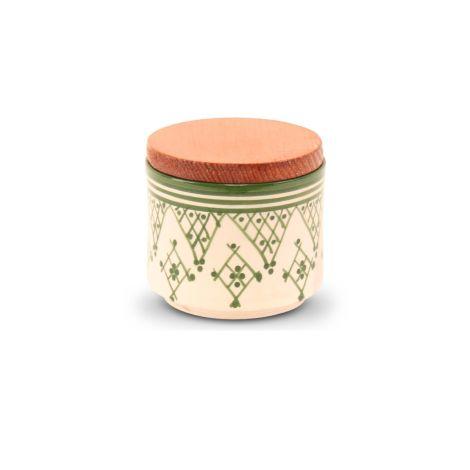 Marokkaanse kruidenpot Grijs Zerbia