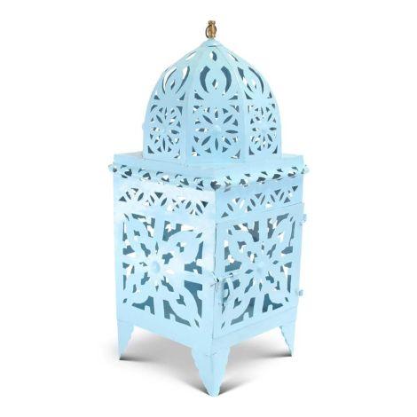 Marokkaanse Lantaarn Blauw XXL Nimra