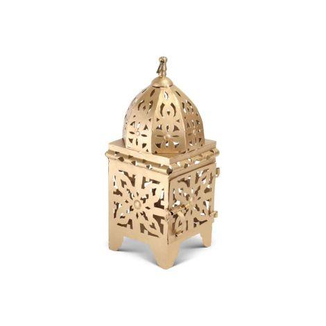Marokkaanse Lantaarn Goud Small Nimra