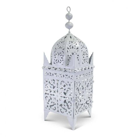 Marokkaanse Lantaarn Grijs XXL Adira