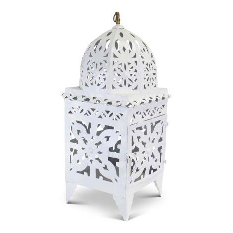 Marokkaanse Lantaarn Wit XXL Nimra