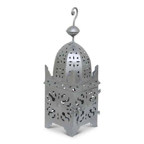 Marokkaanse Lantaarn Zilver Large Arub