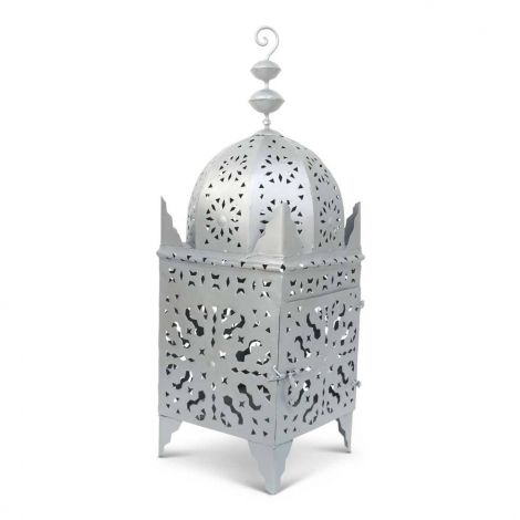 Marokkaanse Lantaarn Zilver XXL Arub