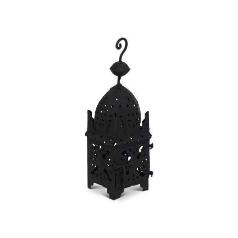 Marokkaanse Lantaarn Zwart Small Arub
