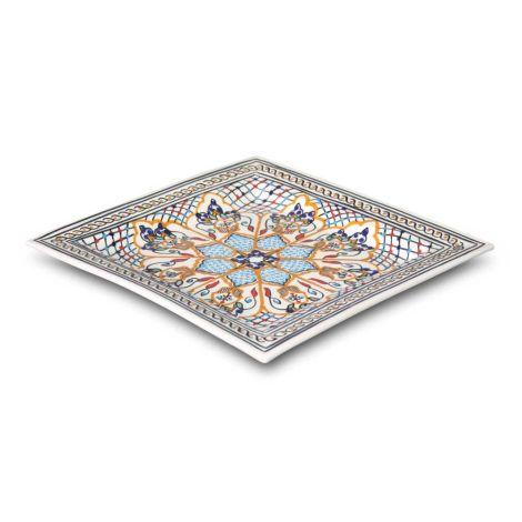 Marokkaanse Schaal Vierkant 30 x 30cm