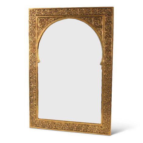 Marokkaanse Spiegel Ayesha 53 x 37cm