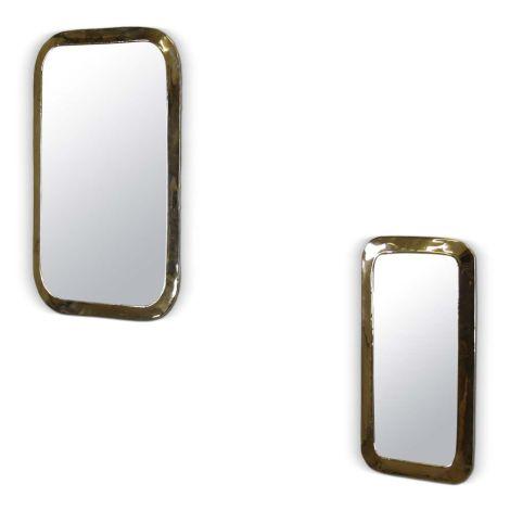 Marokkaanse Spiegel Rechthoek 2-delig