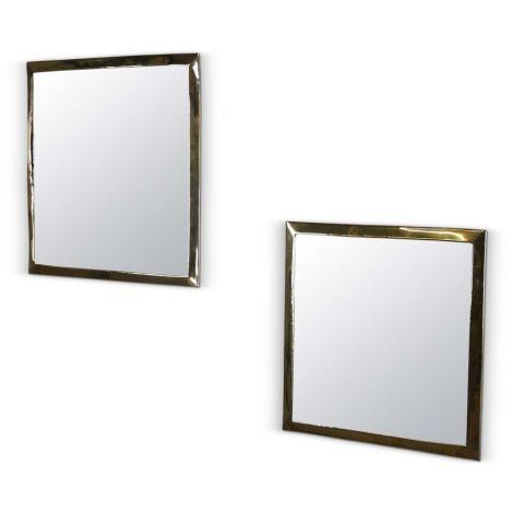 Marokkaanse Spiegel Vierkant 2-delig