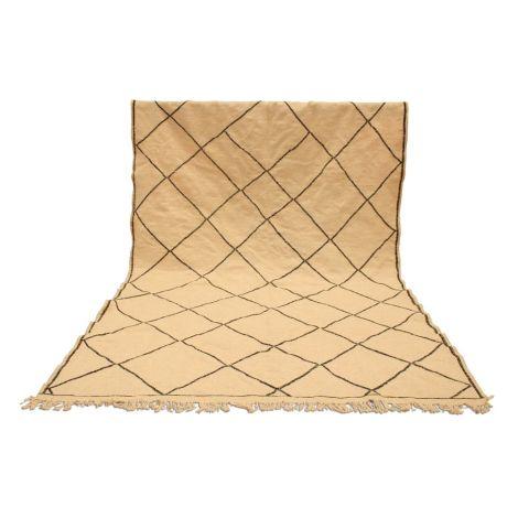 Marokkaanse Vloerkleed Kelim Faris