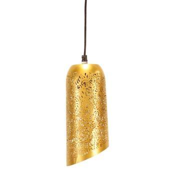 Hanglamp Goud Alamy Filigrain Ø 12 x 26cm