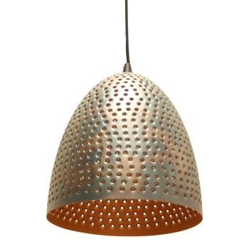 Hanglamp Koperachtig Ø 25 x 30cm