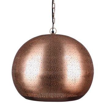Marokkaanse Hanglamp Dilara Koper Ø 46 x 40cm