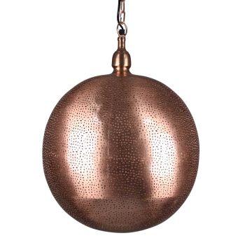 Marokkaanse Hanglamp Rana Koper Ø 40 x 50cm