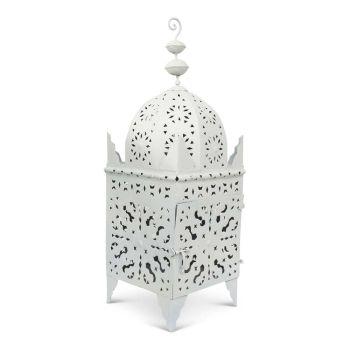 Marokkaanse Lantaarn Wit XXL Anbar