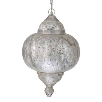 Oosterse Hanglamp Insiya Ø 33 x 51cm