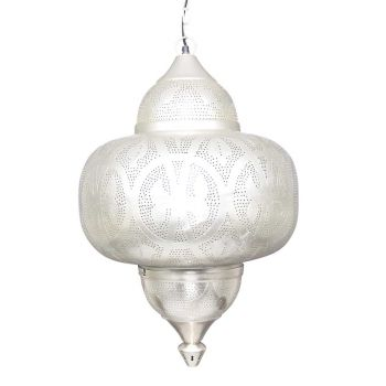 Oosterse Hanglamp Insiya Ø 42 x 63cm