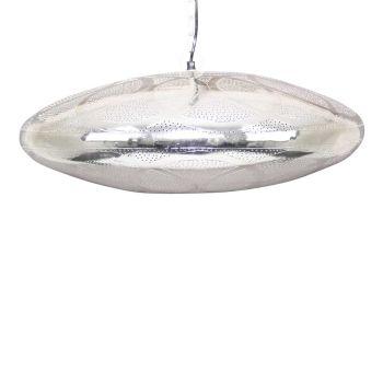 Hanglamp Filisky Druppel Chinmayi Zilver Ø 30 x 54cm