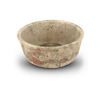 Schaal Antiek Greywash Ø 19cm