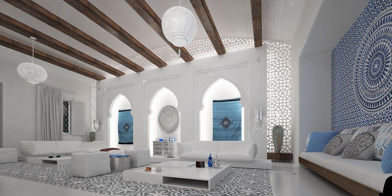 Marokkaanse woonaccessoires interieur