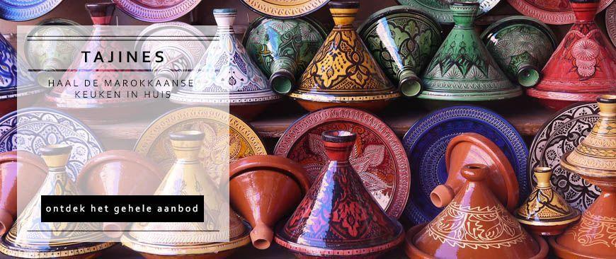 Marokkaanse Tajines
