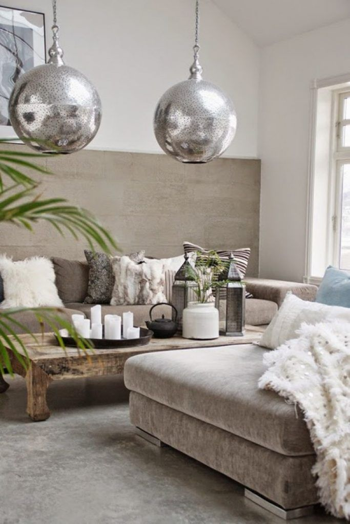 Oosterse interieur